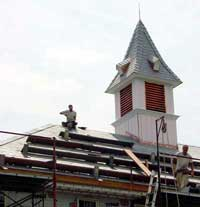 Joseph Jenkins, Inc. slate roof contracting services
