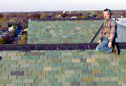 Joseph C. Jenkins Slate Roof Consulting